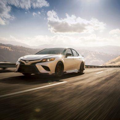 2020 Toyota Camry TRD 9