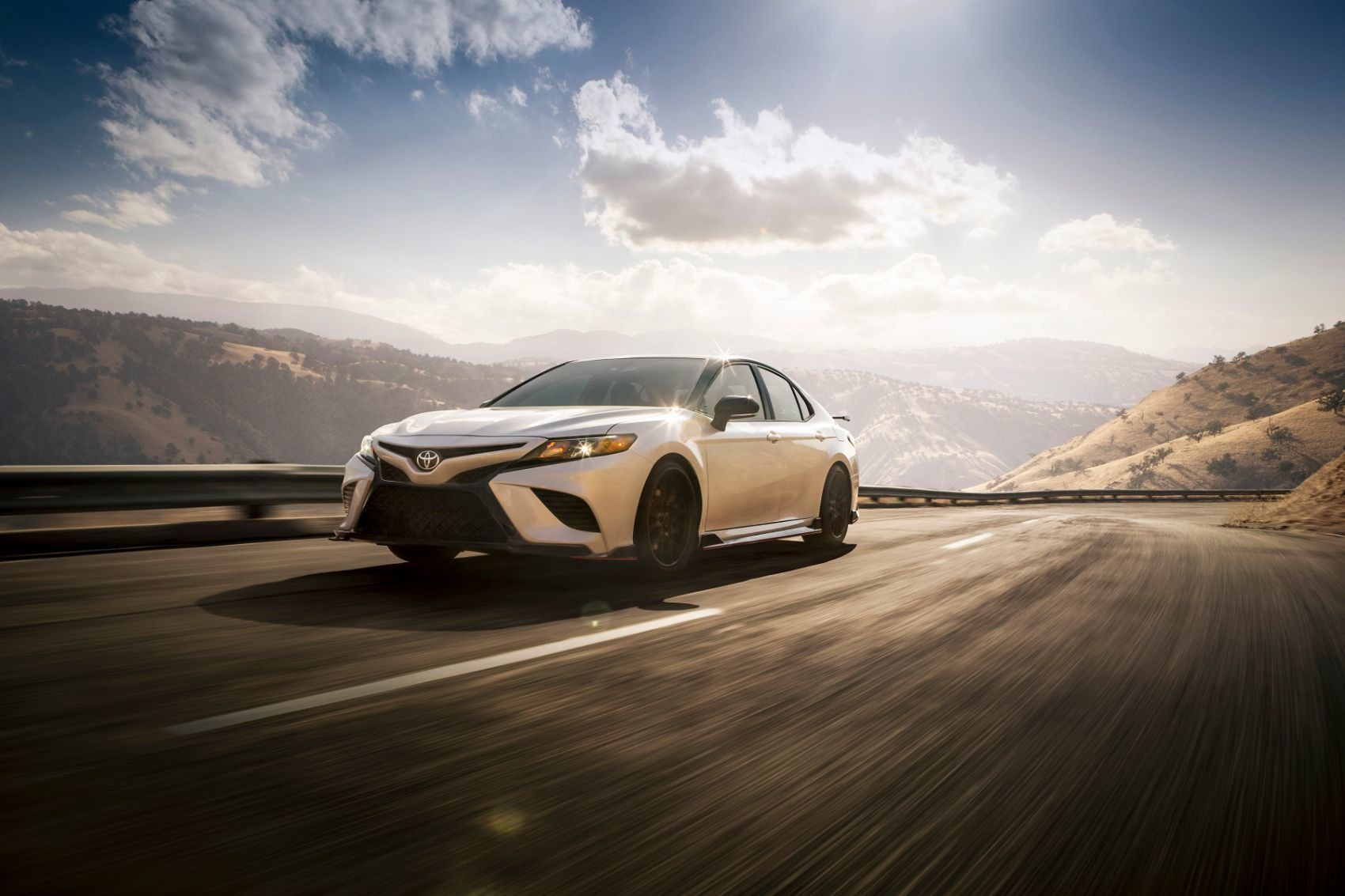 2020 Toyota Camry TRD Review: This Track-Tuned Sedan Will Spice Up Your Daily Commute