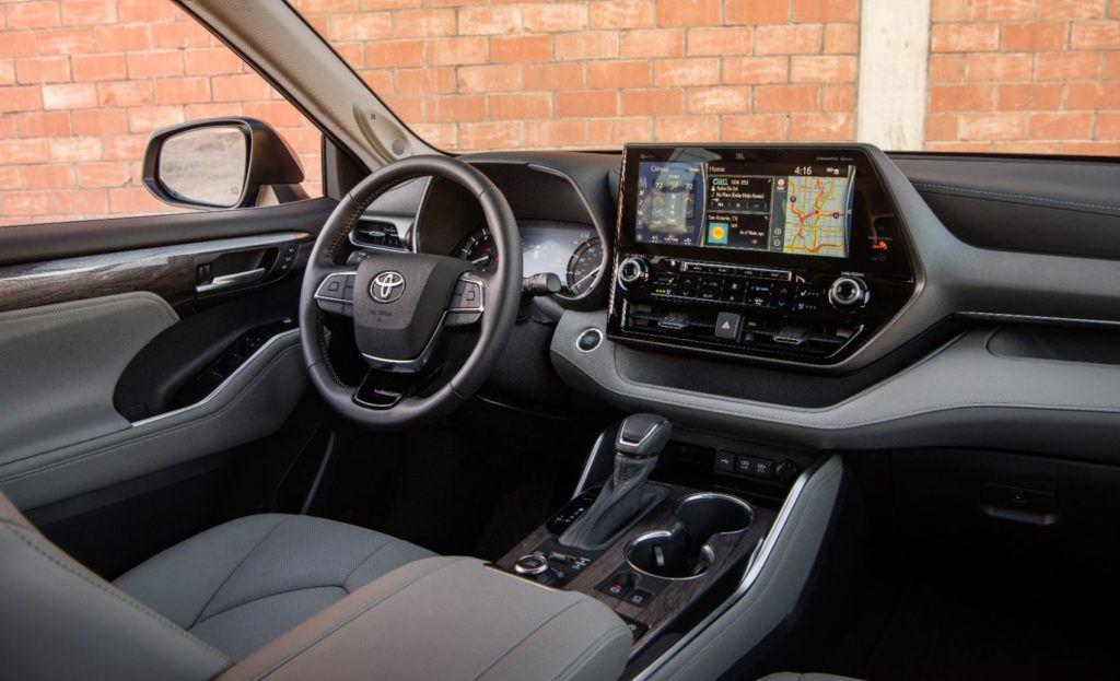 2020 Toyota Highlander Platinum 1