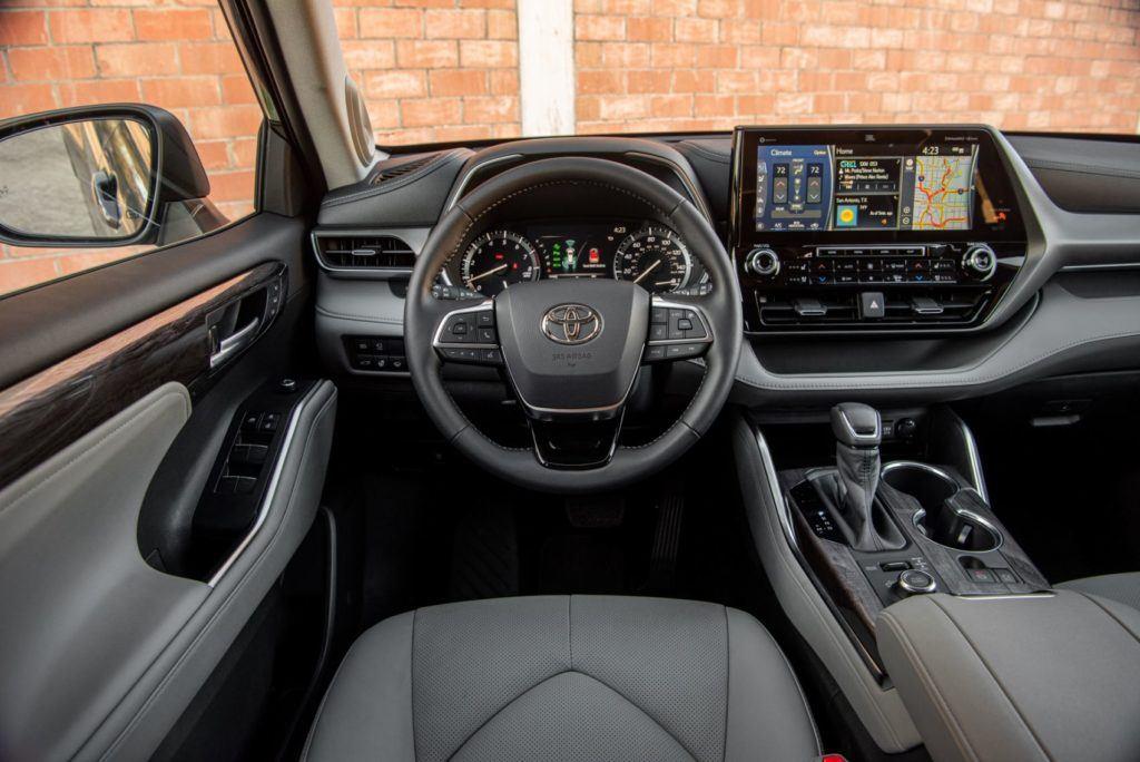 2020 Toyota Highlander Platinum 2