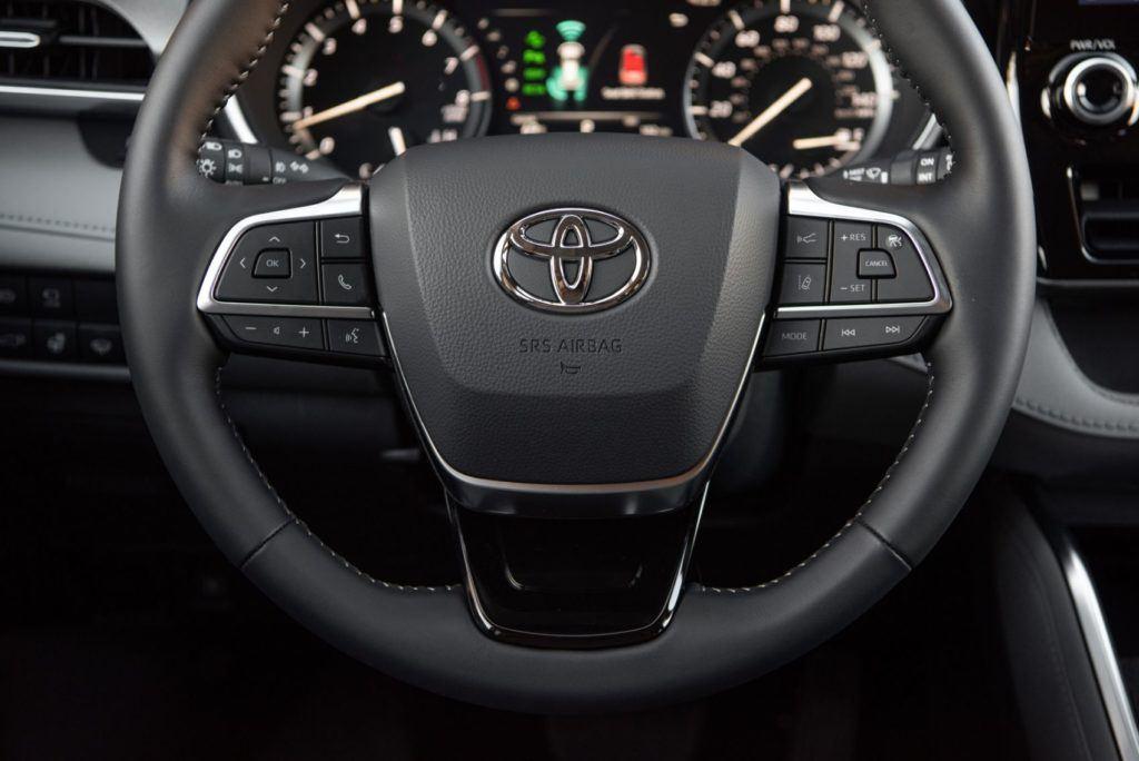 2020 Toyota Highlander Platinum 3