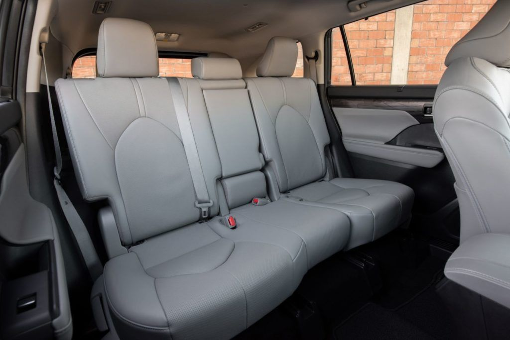 2020 Toyota Highlander Platinum 4