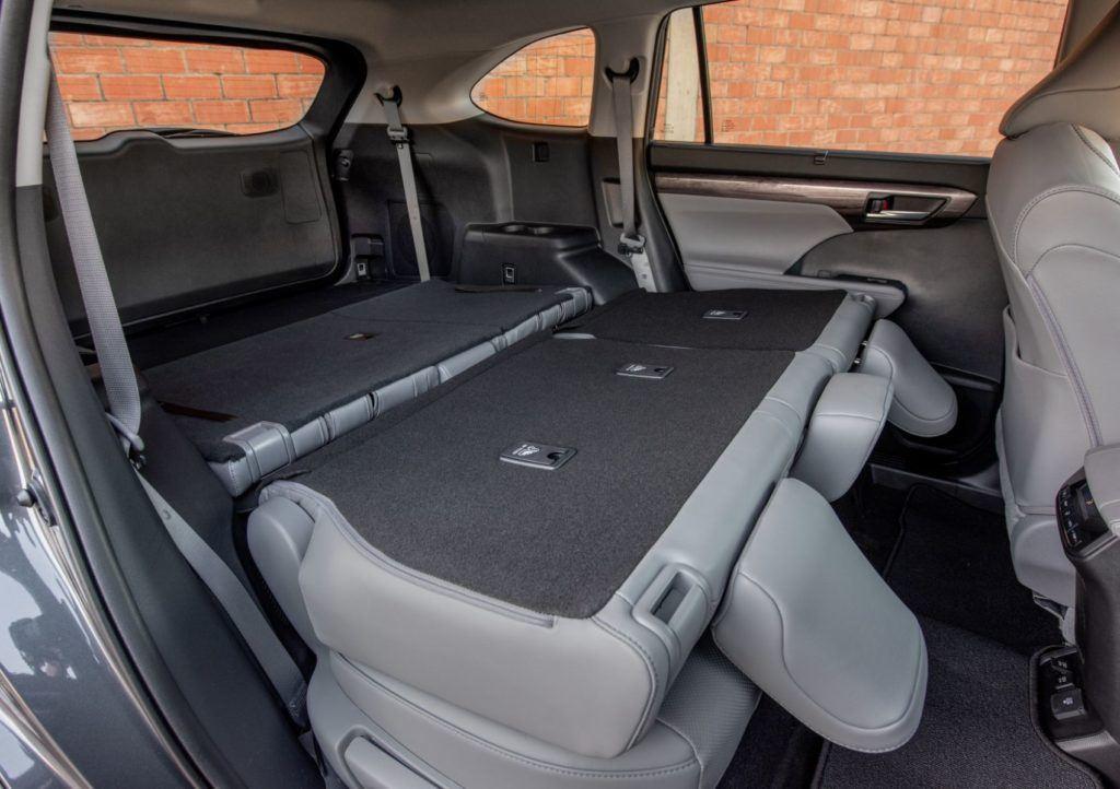 2020 Toyota Highlander Platinum 5