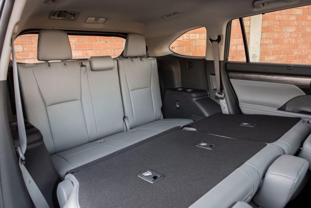 2020 Toyota Highlander Platinum 6