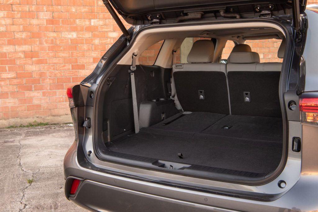 2020 Toyota Highlander Platinum 7