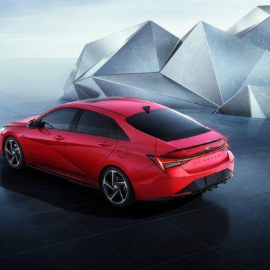 2021 Hyundai Elantra N Line 1