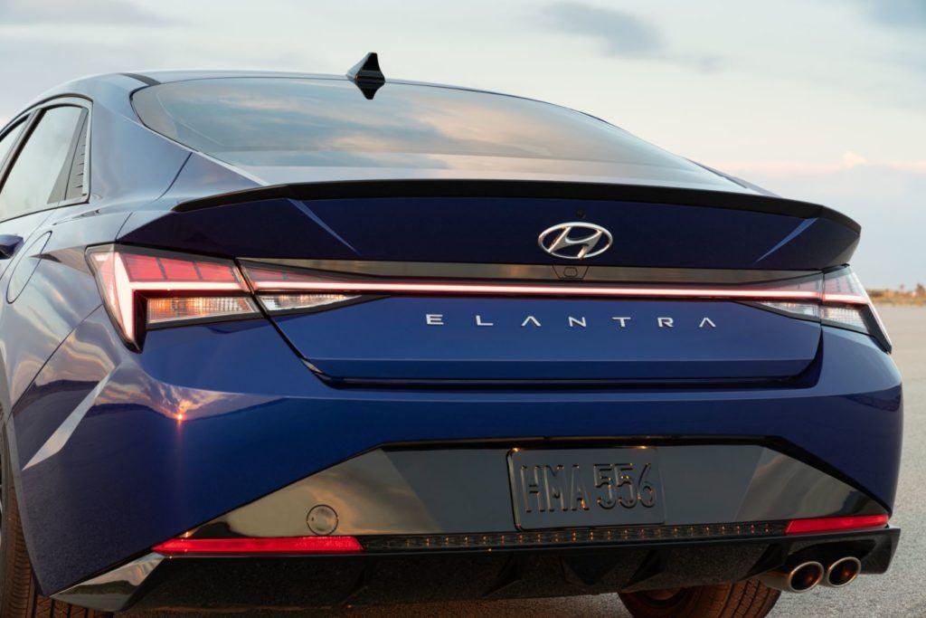 2021 Hyundai Elantra N Line 15