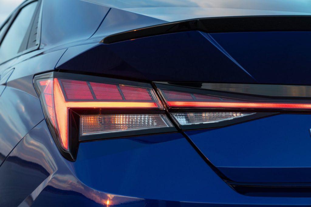 2021 Hyundai Elantra N Line 16