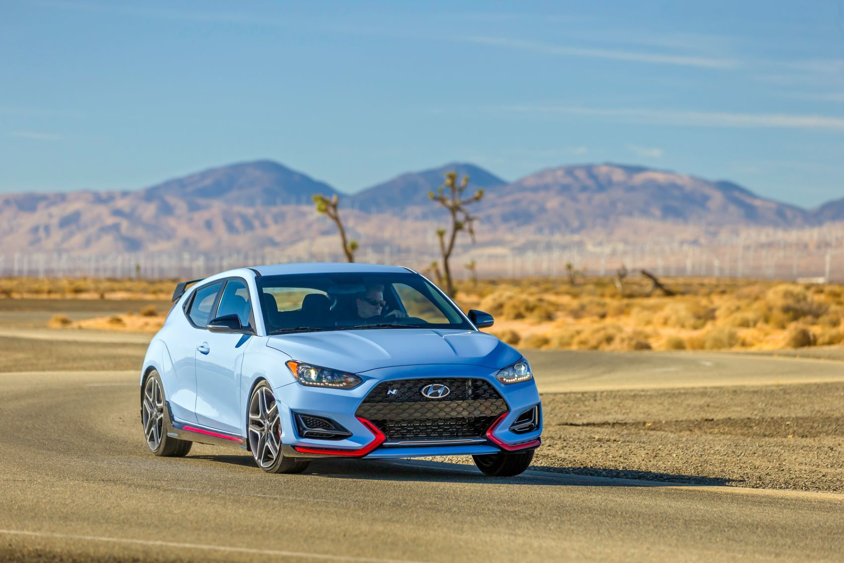 2021 Hyundai Veloster N Gets Fast & Funky With a New Dual ...