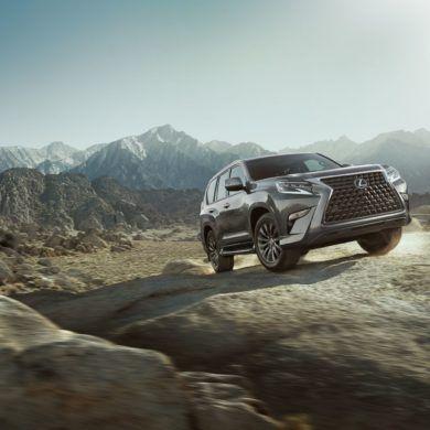 2021 Lexus GX 15
