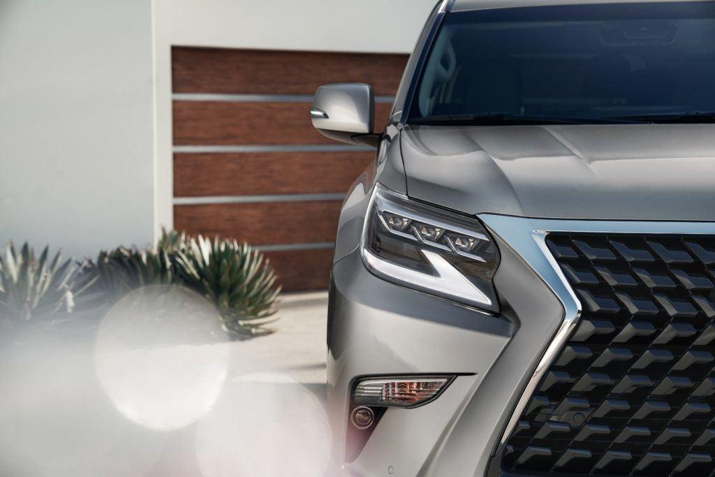 2021 Lexus GX 4