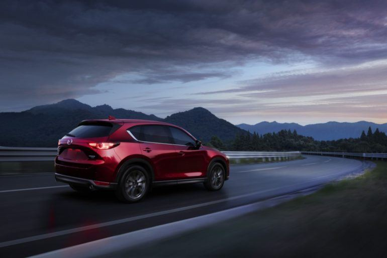 2021 Mazda CX 5 1