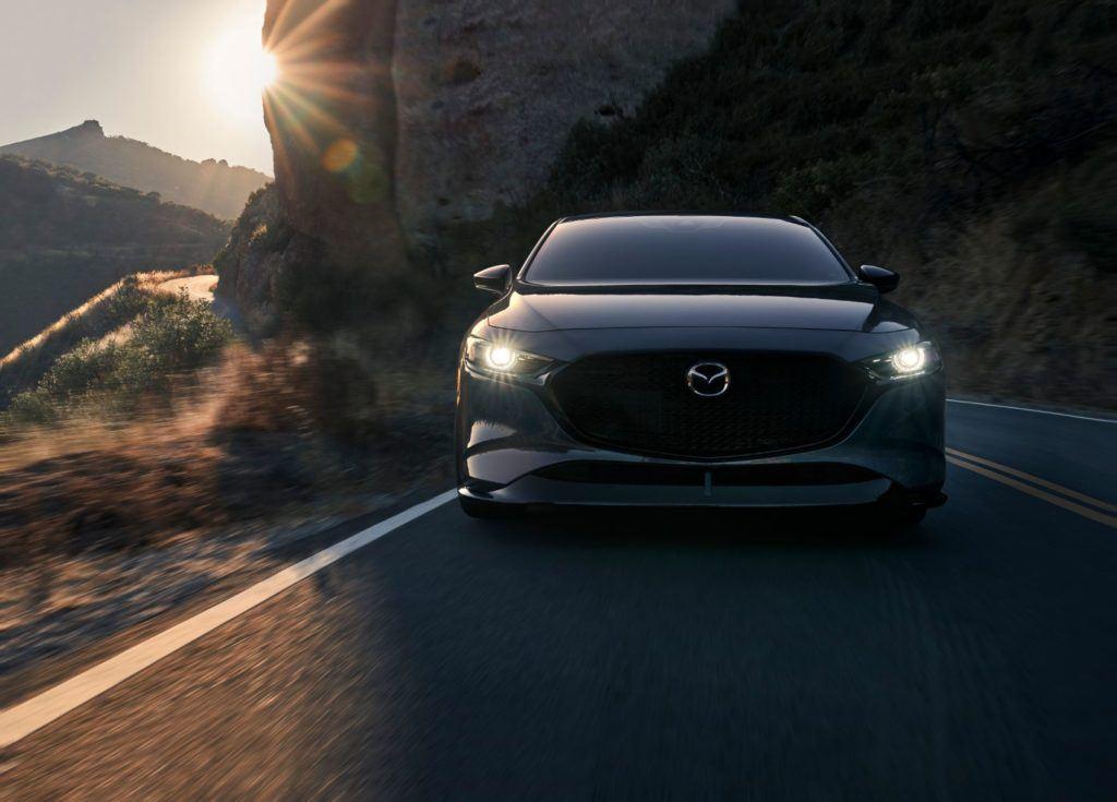 2021 Mazda3 2.5 Turbo 3