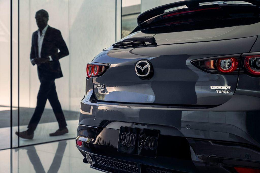 2021 Mazda3 2.5 Turbo 5