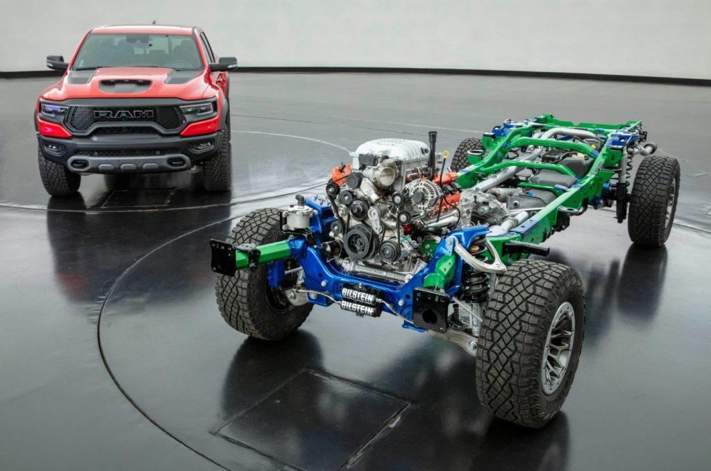 2021 Ram 1500 TRX 2