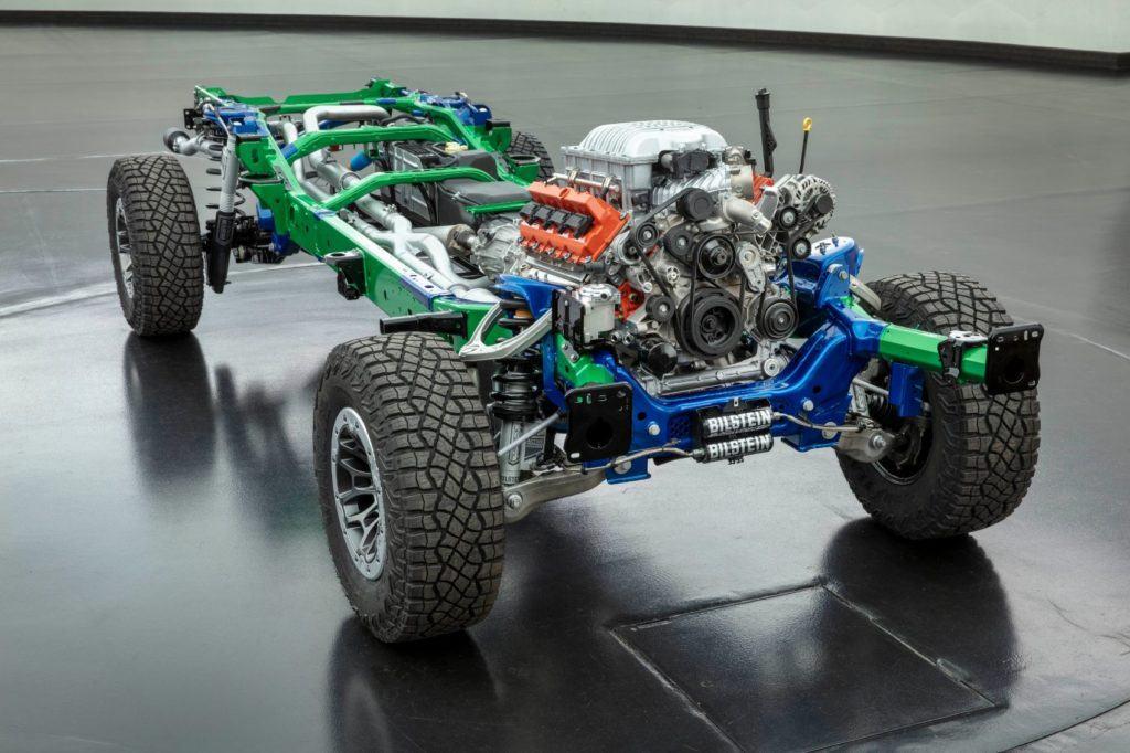 2021 Ram 1500 TRX 4