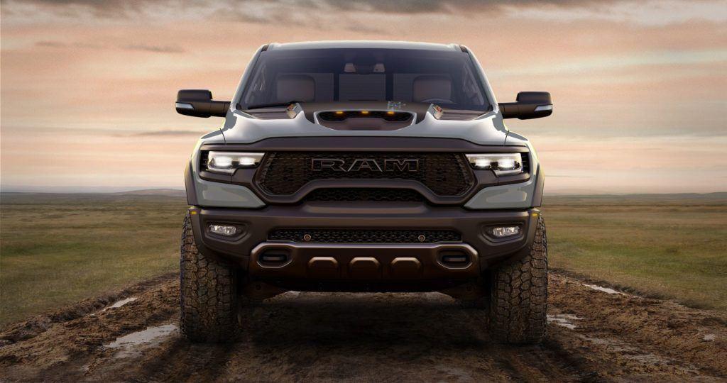 2021 Ram 1500 TRX Launch Edition 7