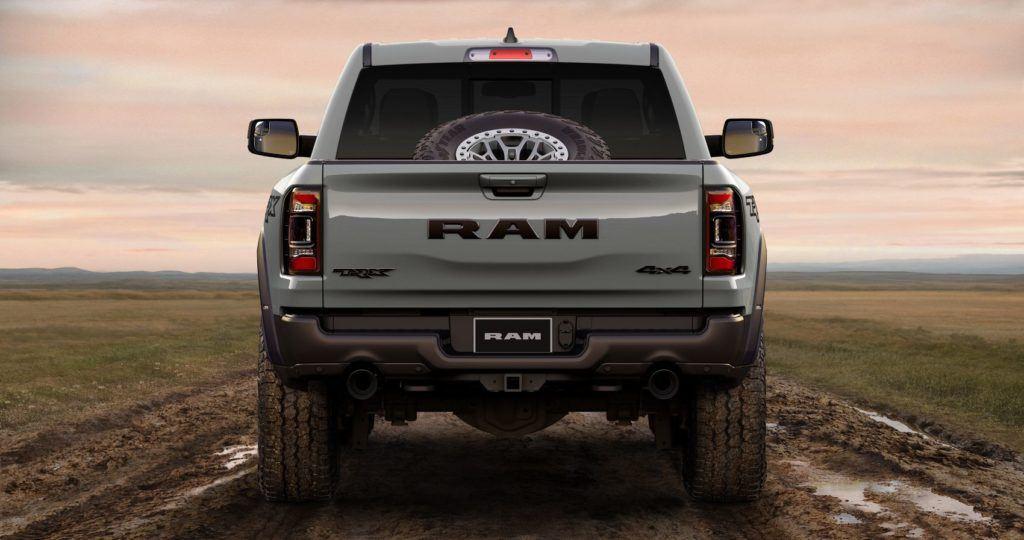 2021 Ram 1500 TRX Launch Edition 8
