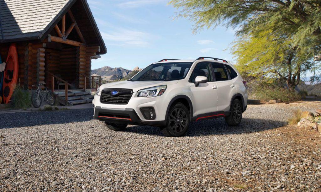 2021 Subaru Forester 1