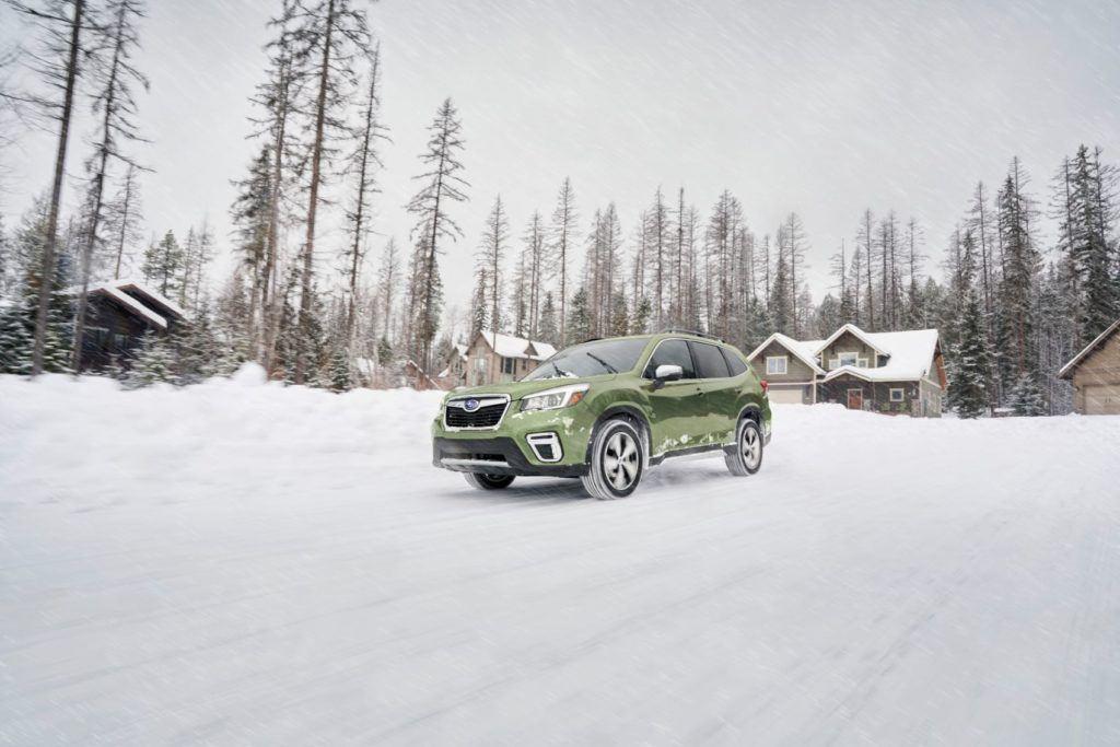 2021 Subaru Forester 10