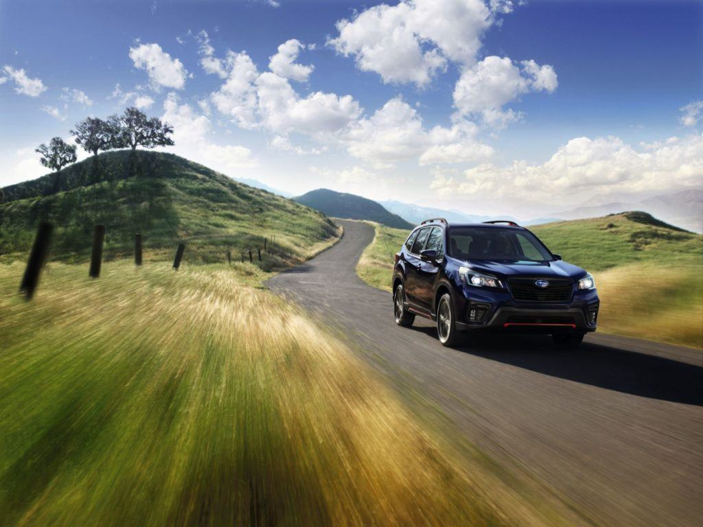 2021 Subaru Forester 5