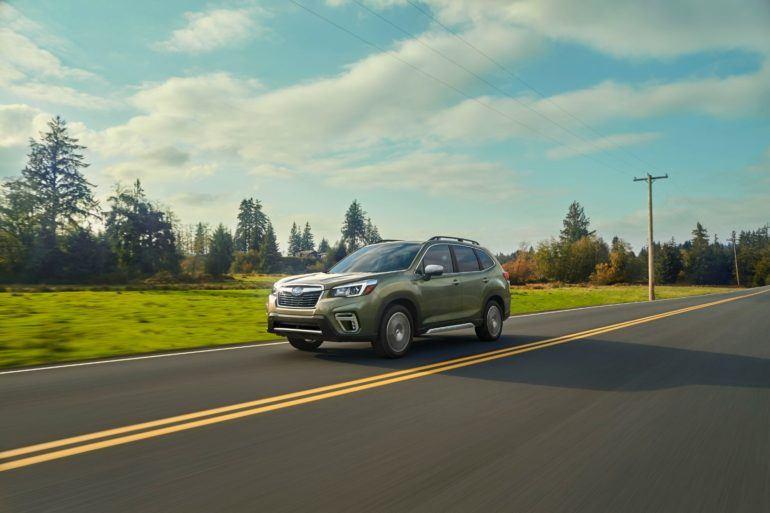 2021 Subaru Forester 7