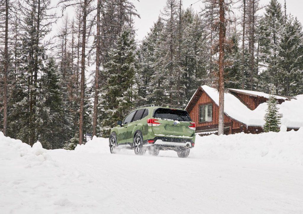 2021 Subaru Forester 9