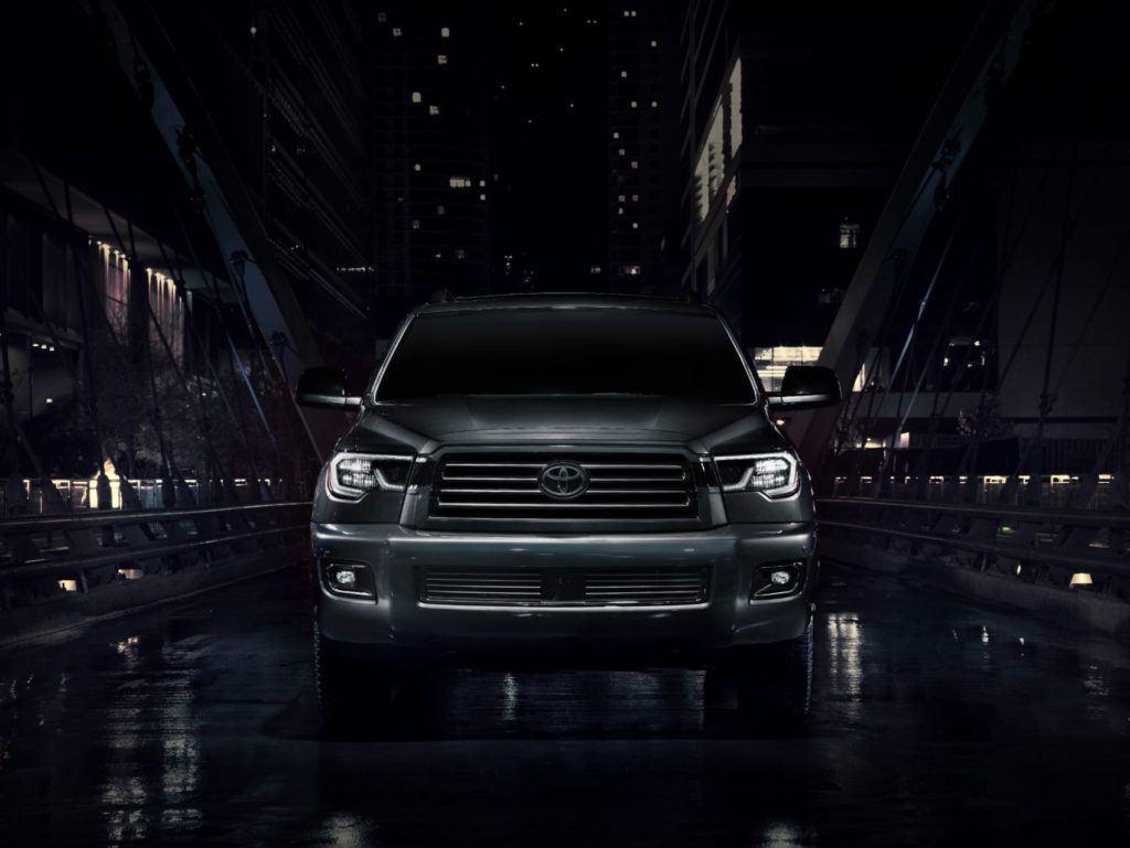 2021 Toyota Sequoia Nightshade Edition
