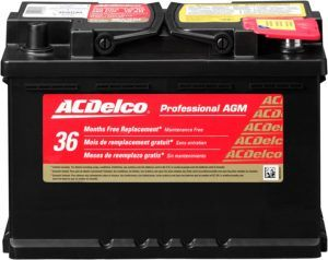 ACDelco Professional AGM