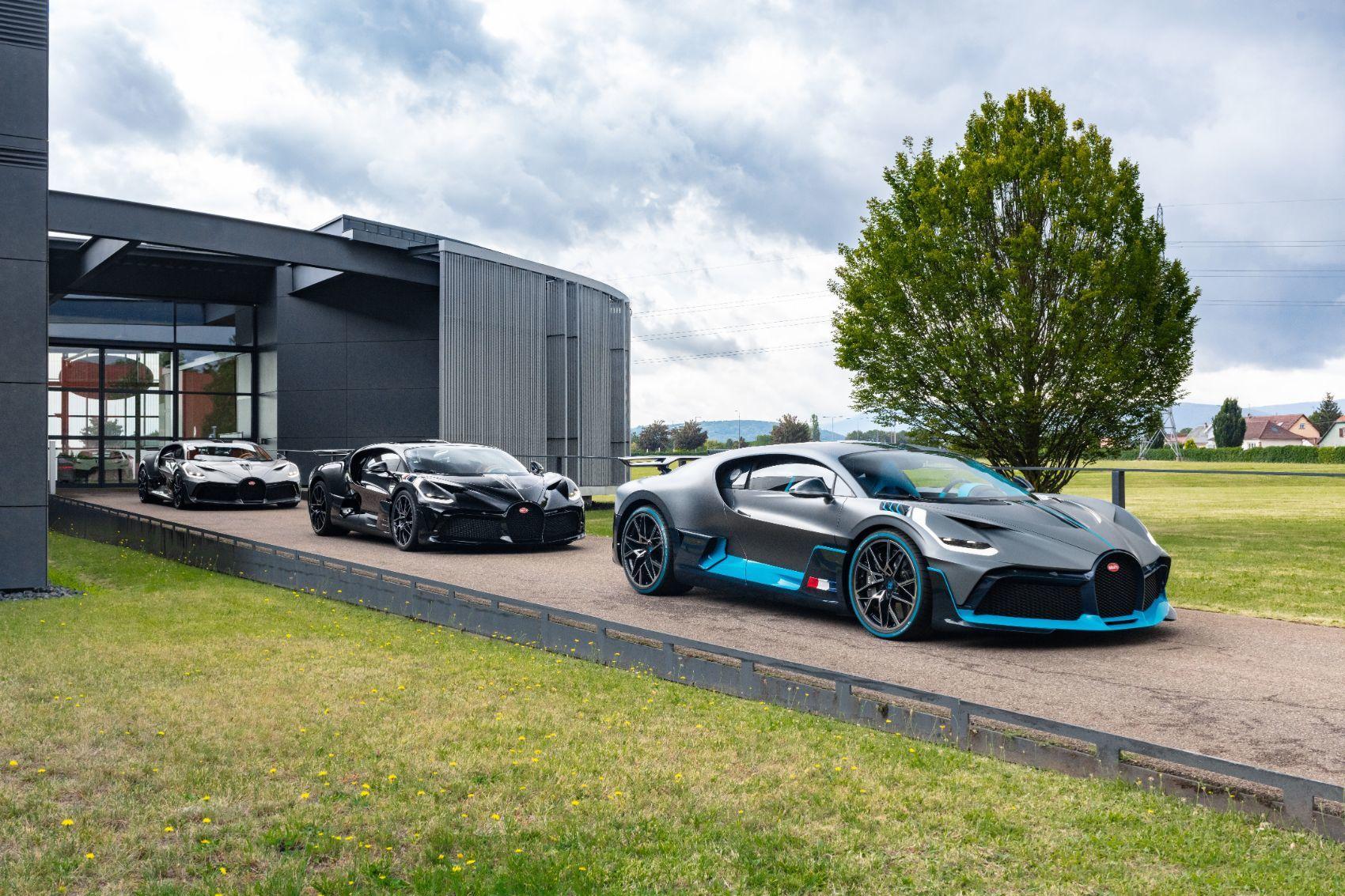 Bugatti Divo: A Glimpse Into What Modern Coachbuilding Looks Like