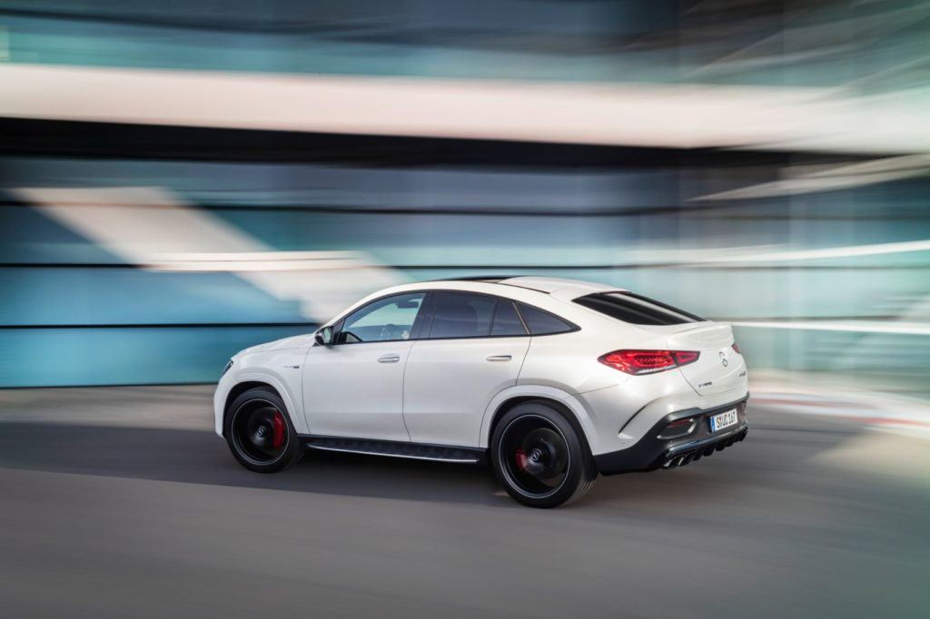 Mercedes AMG GLE 63 S Coupe 2
