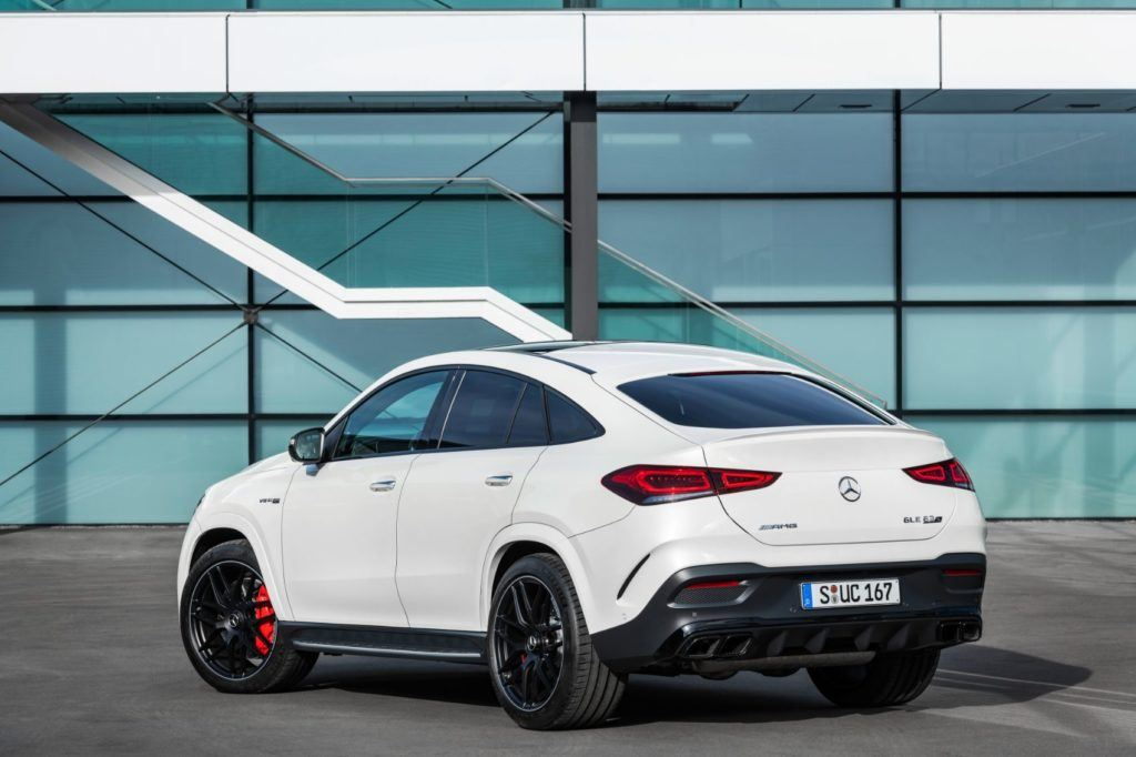 Mercedes AMG GLE 63 S Coupe 3
