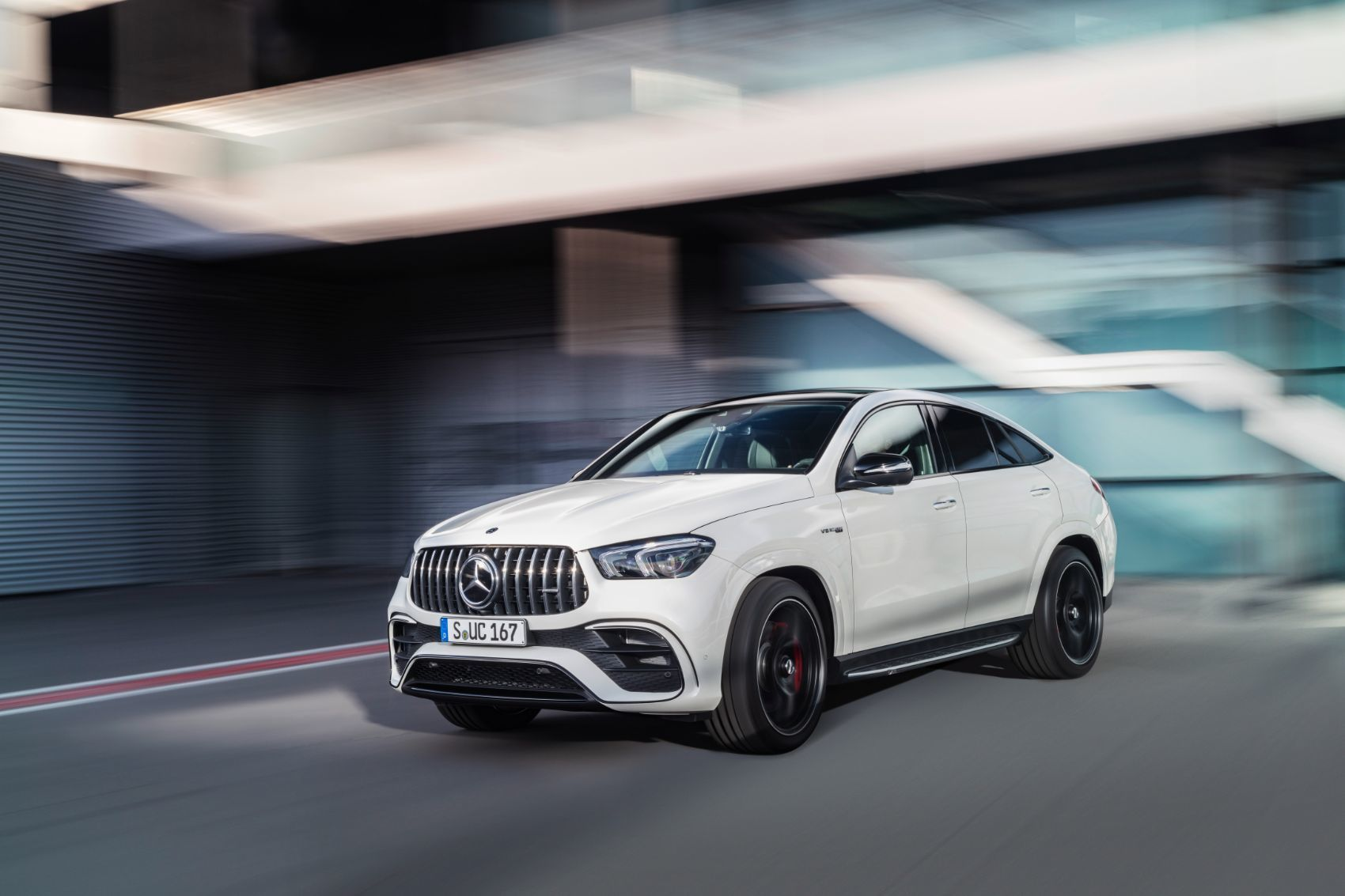 2021 mercedes-amg gle 63 s coupe: a quick walk around this