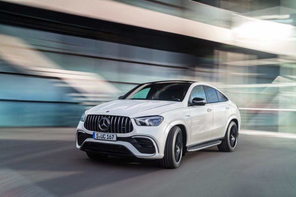 Mercedes AMG GLE 63 S Coupe 6
