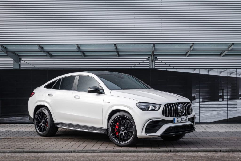 Mercedes AMG GLE 63 S Coupe 7