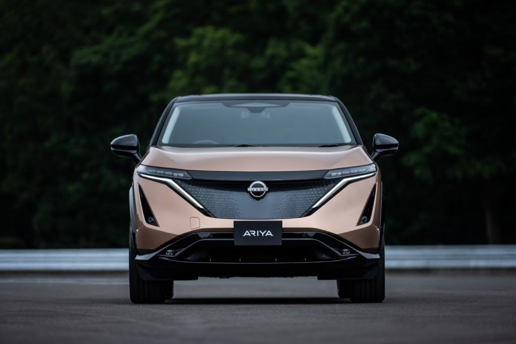 Nissan Ariya 10