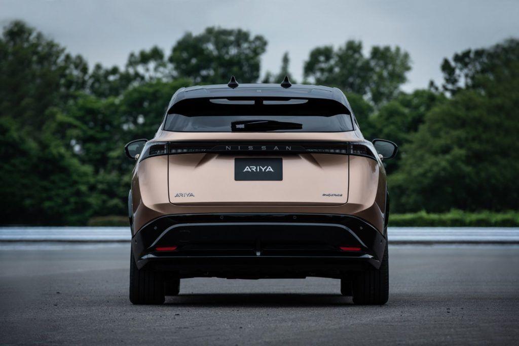 Nissan Ariya 11