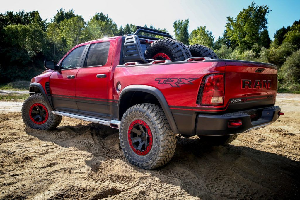 2021 Ram 1500 TRX: See What?s In Store for Ram?s Raptor Fighter!