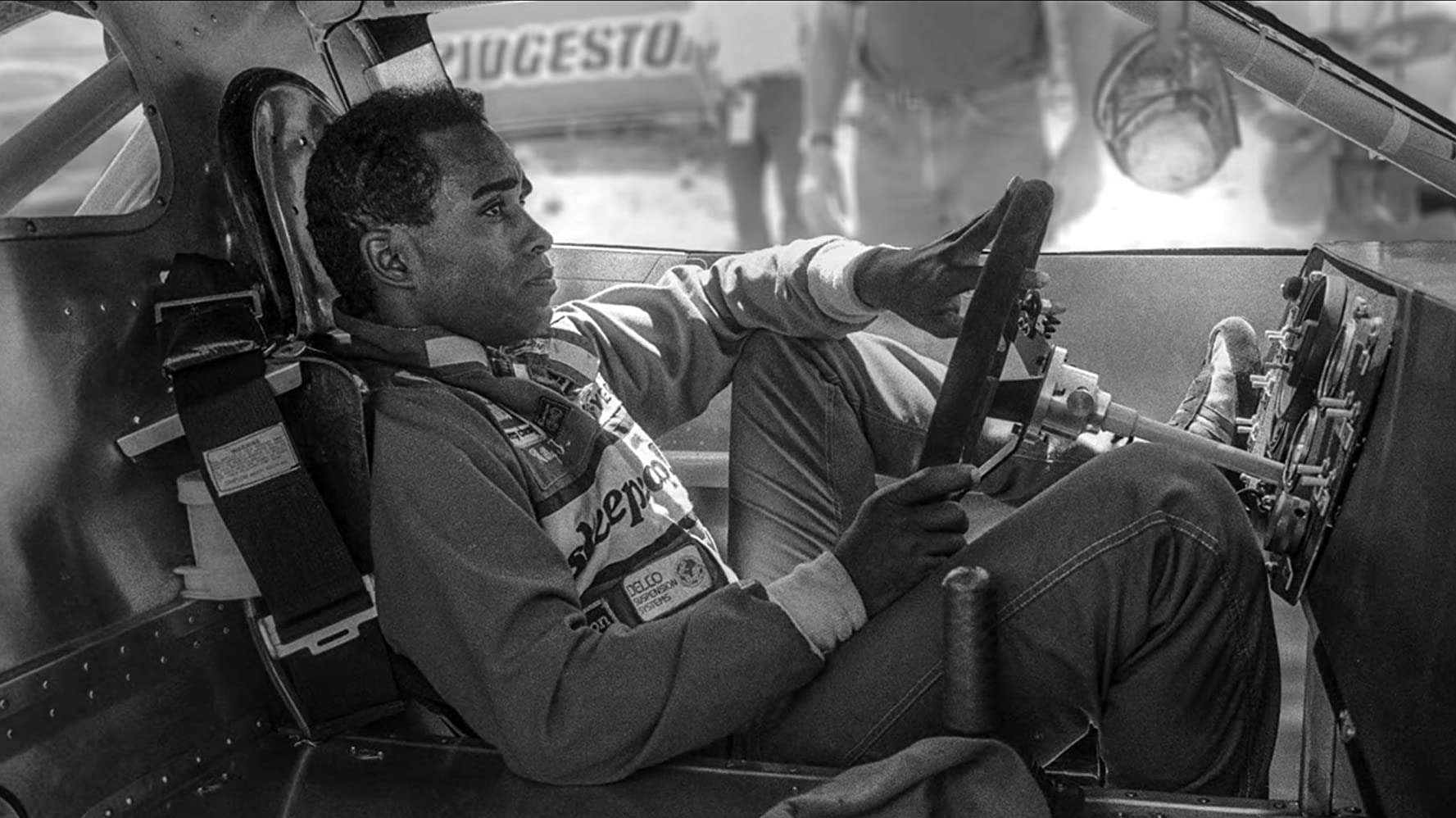 Willy T Ribbs In Car Photo