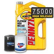 Synthetic Oil Change Bundles