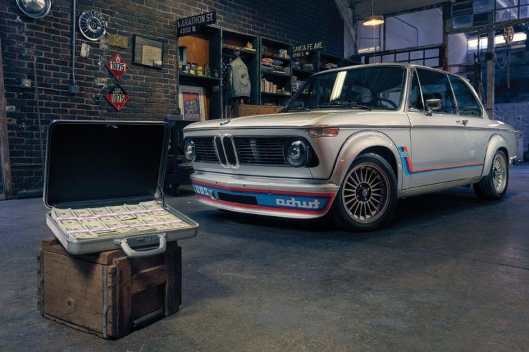 1974 BMW 2002 Turbo 7