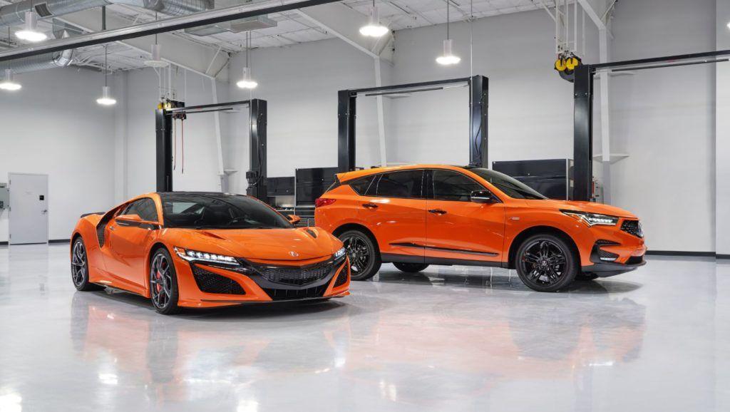 2021 Acura RDX PMC Edition 4