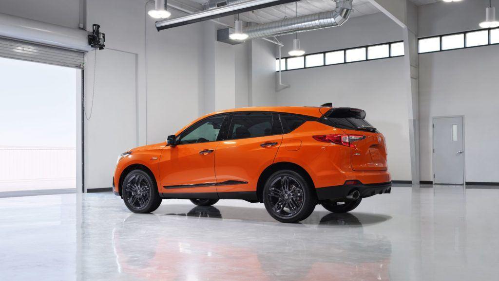 2021 Acura RDX PMC Edition 5