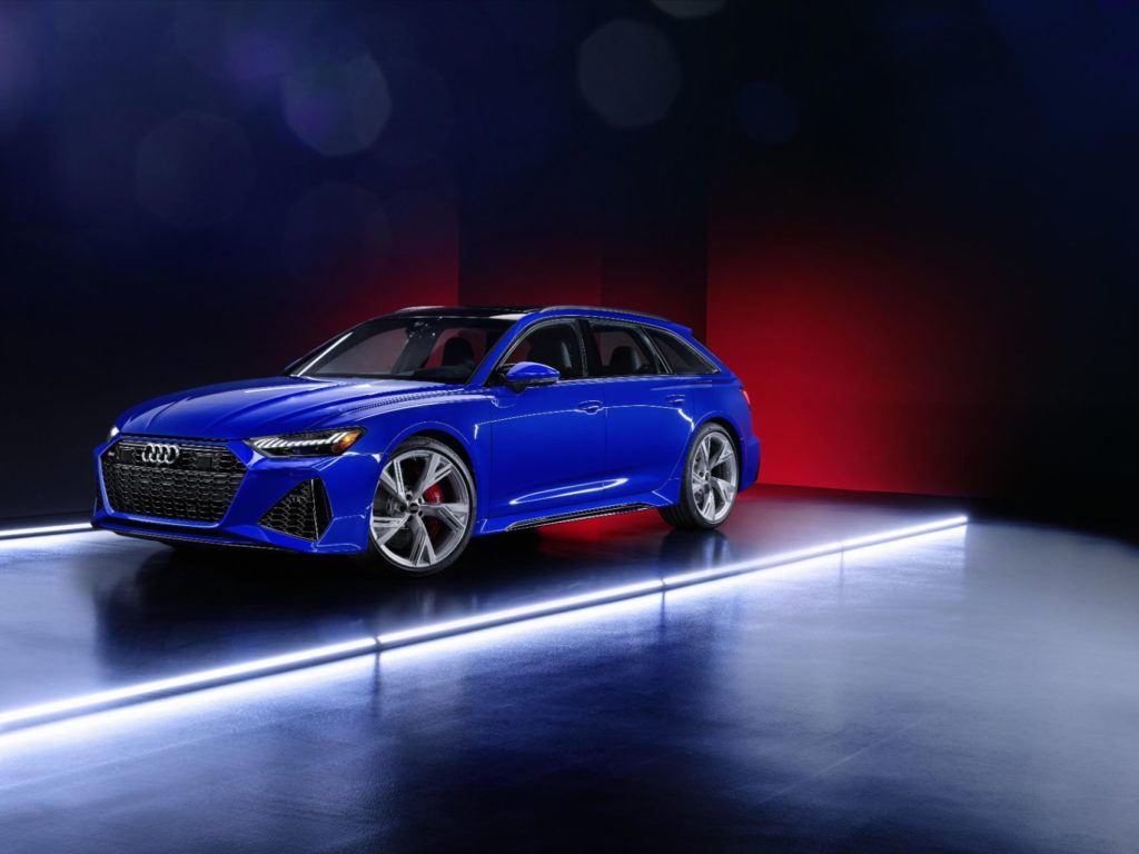 2021 Audi RS 6 Avant RS Tribute Edition.