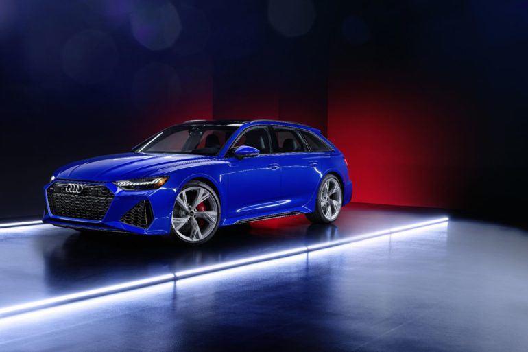 2021 Audi RS 6 Avant RS Tribute Edition 1
