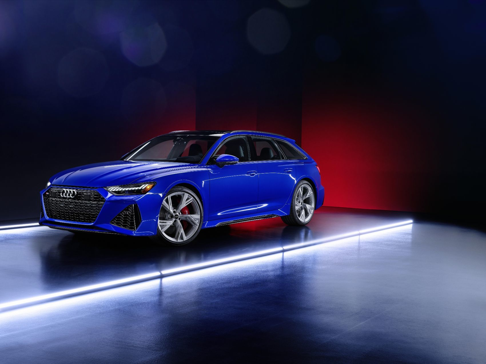 2021 Audi RS 6 Avant RS Tribute Edition: The 1994 RS2 Avant Comes Back!