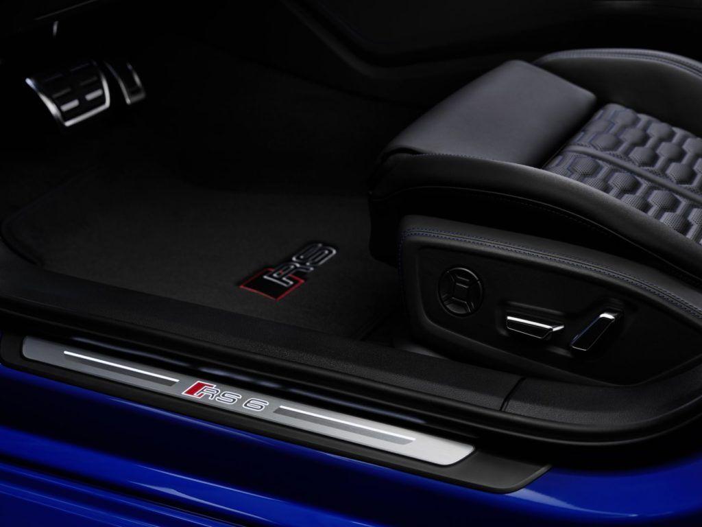 2021 Audi RS 6 Avant RS Tribute Edition 12