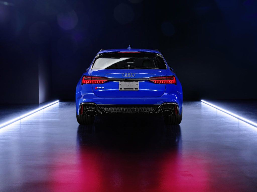 2021 Audi RS 6 Avant RS Tribute Edition 2