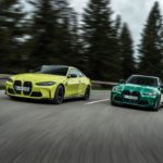 2021 BMW M3 Competition and M4 Competition 77
