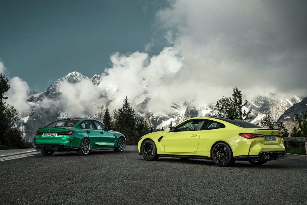 2021 BMW M3 & M4: Legendary M Cars Still Deliver The Goods